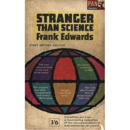 Edwards, Frank: Stranger than science