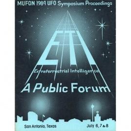 Mutual UFO Network (MUFON): 1984 international UFO symposium proceedings