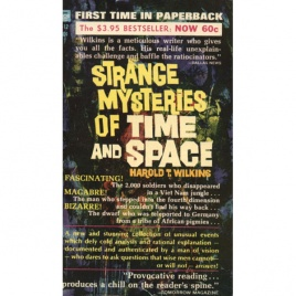 Wilkins, Harold T.: Strange mysteries of time and space