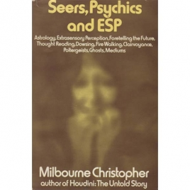 Christopher, Milbourne: Seers, psychics & ESP