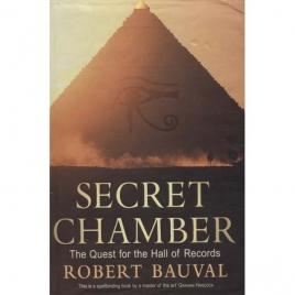 Bauval, Robert: Secret chamber
