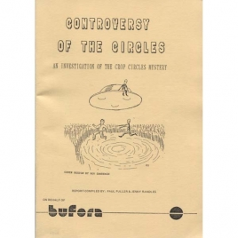 Fuller, Paul & Randles, Jenny: Controversy of the circles. An investigation of the crop circles mystery