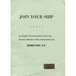 King, George: Join your ship.