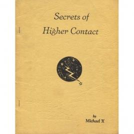 Barton, Michael X.: Secrets of higher contact