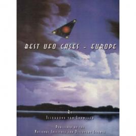 von Ludwiger, Illobrand: Best UFO cases - Europe.