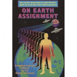 Tuella [Thelma B. Terrell]: On earth assignment.