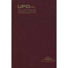 Zinsstag, Lou: UFO...George Adamski. Their man on earth