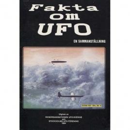 Norlén, C. Göran (ed.): Fakta om UFO. En sammanställning