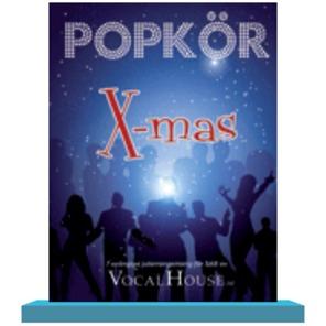 Köp min bok med 7 svängiga arr för PopKör!