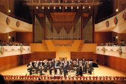 GWO i Beijing Concert Hall