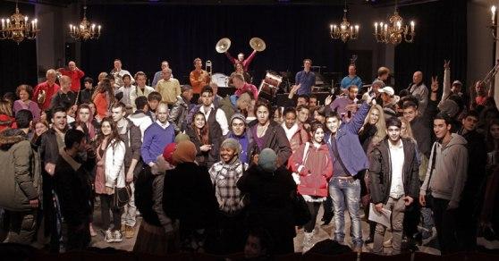 Konsert för Centrum för språkintroduktion, Lindholmens gymnasium