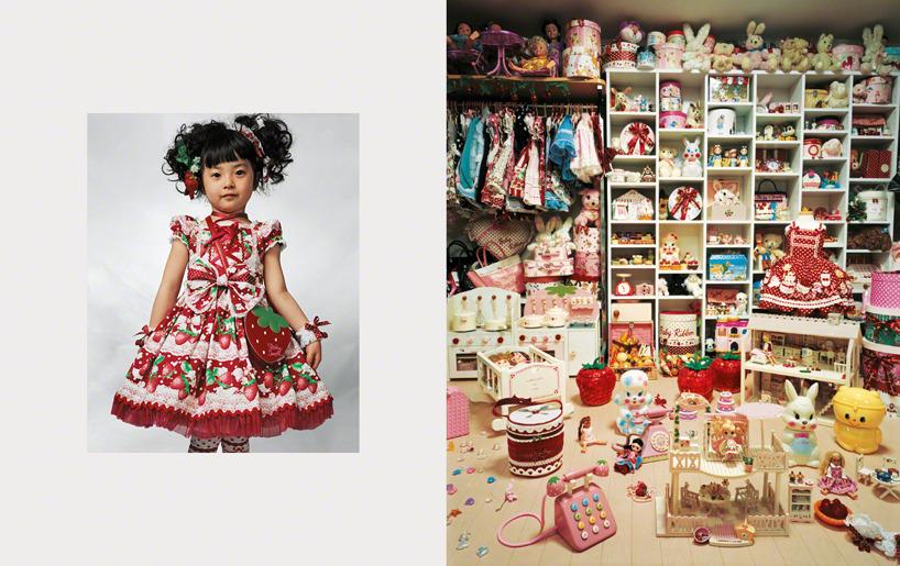 Where children sleep | Kaya, 4 år, Tokyo, Japan