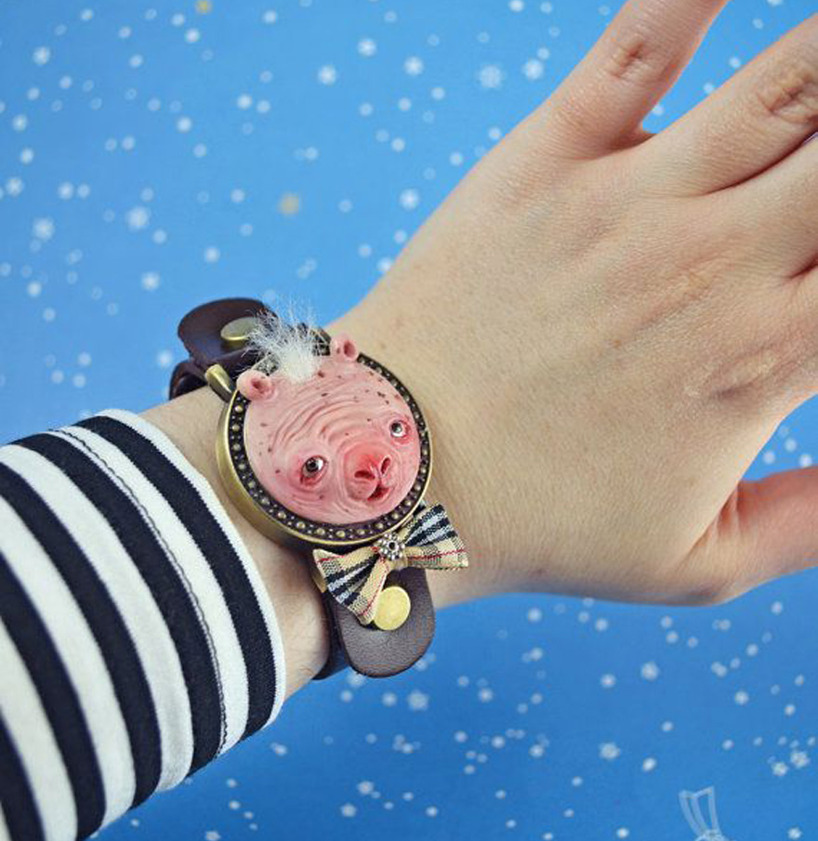 Fantasidjur och armband via pinterest till www.etsy.com