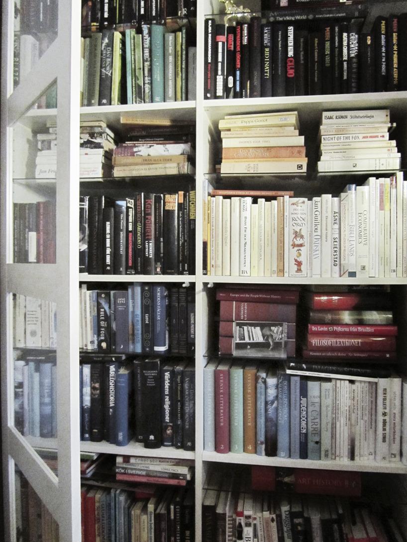Mitt bokskåp