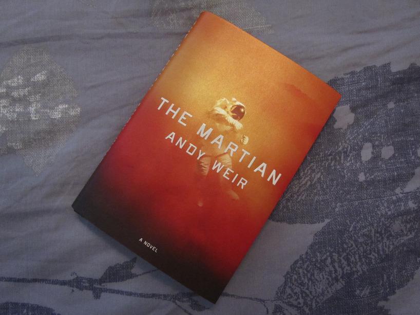 The Martian av Andy Weir