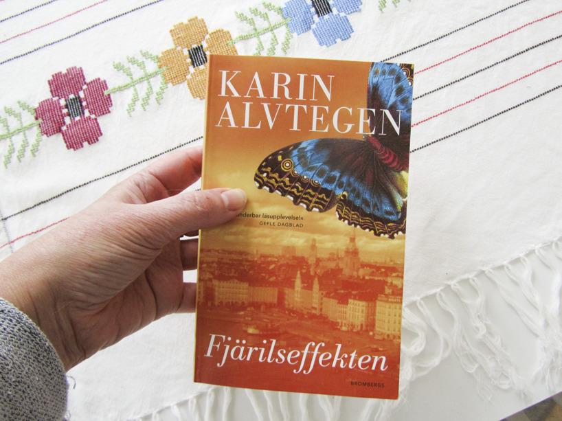 Karin Alvtegen Fjärilseffekten