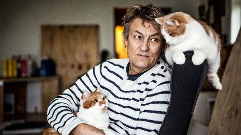 Lars Lerin: Bild från SVT play