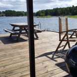Hyra finaste bastuflotten i Stockholm skärgård Gällnö