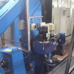 Slussar för 2st rertotrar & hydralagregat för askpushrar 1500kW