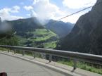 V.32.På väg ner mot St Leonard i Italienska Tyrolen 2015 fr Lars Åke