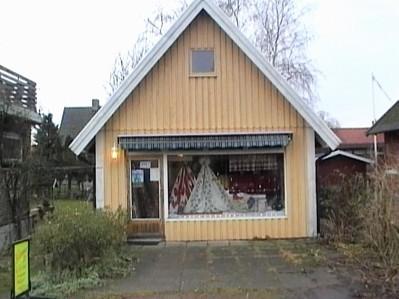 Butiken i Höganäs, Allégatan 31B