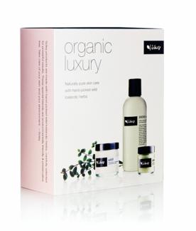 Organic Luxury - presentbox - Organic Luxury - presentbox