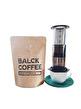 Aeropress kit + Balck Coffee - Aeropress kit + 250g Balck Coffee
