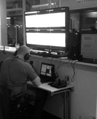 Kameraövervakningscentral