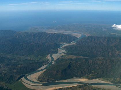 Abraflodens delta, Viganområdet, Filippinerna