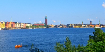 HALF DAY TOUR IN STOCKHOLM