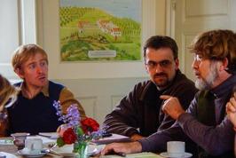Dagskonferens i slottsmiljö