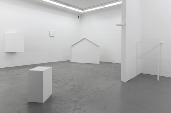Fredrik Helander - God smak. Nya skulpturer. Foto: Pär Fredin