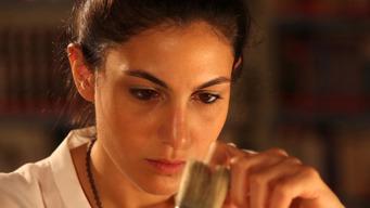Stillbild ur filmen THE SILENCE, 2014