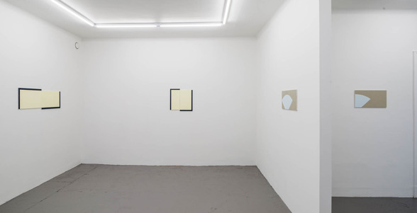 Gå den till mötes. Charlotte Jönsson. Installationsbild 2016. Foto: Jean-Baptiste Beranger.