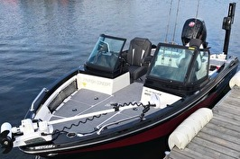 Larson FX 1750 DC Foto: South End Anglers