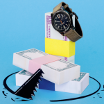 """Ralph Lauren watch at SIHH 2014 photo exhibition by Still and Strokes artproject """"Gimme Gimme"""""""