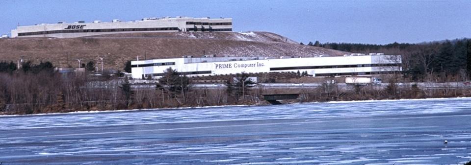 Prime Computer, Framingham, Mass., USA