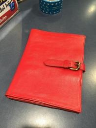 Scissors bag - Scissors bag - red
