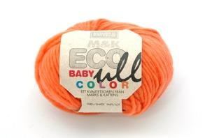 M&K Eco Babyull Color - 177 Orange