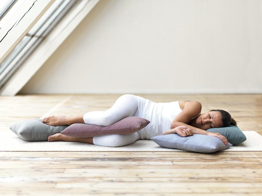 Avslappninge med yoga nidra