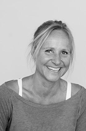 Yogalärare Ann Svärdfelt