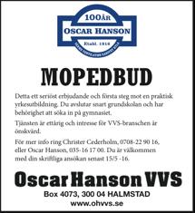 Mopedbud