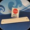 BoatSecure Enkelt Startpaket - Enkelt startpaket vit