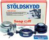 Snap Off Rattkoppling - Snap Off Rattkoppling med låscylinder