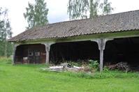 De gamla vagnslidren kommer att stadgas upp och nytt tak kommer att läggas.