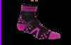 Pro Racing Sock V2 Run High - SVART/ROSA T3 (strl 40-42)