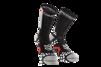 Pro Racing Socks V2.1- Bike - Svart/Vit T4 (strl 45-47)