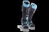 Full Socks Ultralight Racing - SVART - T4 (45-48)