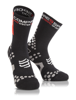 ProRacing Socks V2.1 Winter Bike - SVART - T1