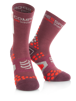 ProRacing Socks V2.1 Winter Bike - BURGUNDY - T4